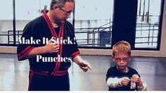Make It Stick! Punches