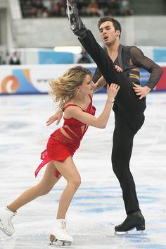 Gabriella Papadakis - Rostelecom Cup ISU Grand Prix: Day 2