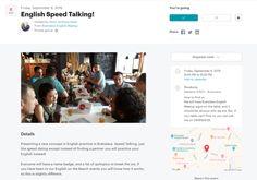 Bratislava speed dating