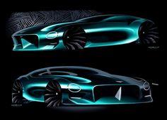 Bentley EV Coupe / Young-Joon Suh