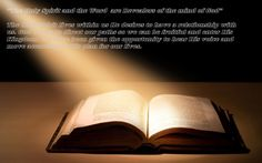 (Romans 10:17) So them faith cometh by hearing and hearing the word of God. By: Azucena Maynard