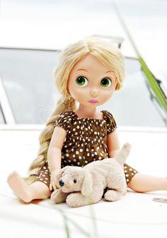Robe usine: vêtements de poupée