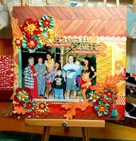 A Project by Whosthischick from our Scrapbooking Gallery originally submitted 10/23/12 at 07:43 PM