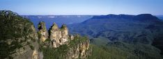 OVERVIEW Approximately one and a half hours from Sydney, the Blue Mountains region is the most accessible World Heritage-listed wilderness area in Australia.