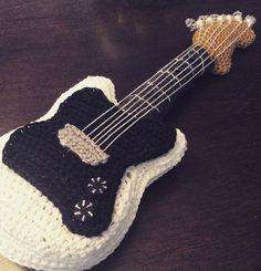 Amigurumi Guitarra Electrica : Bubba Jack a Crochet Pattern by Erin Scull Diverse ...