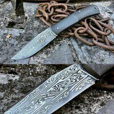 David breniere knives