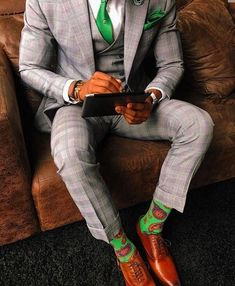 308 Likes, 6 Comments - Mens Fashion & Suits ( - Men's Style & Fashion Mode Masculine, Mens Fashion Suits, Mens Suits, Man Fashion, Fashion Fall, Fashion Trends, Suit Combinations, Mode Costume, Style Masculin