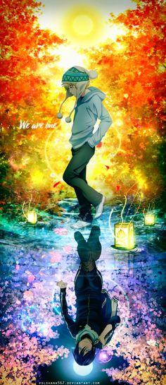 Yukine and Yato Noragami Noragami Anime, Noragami Bishamon, Servamp Anime, Noragami Cosplay, Yato And Hiyori, Anime Love, Anime Guys, Anime Art, Noragami Season 2