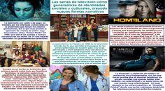Características culturales de las series de televisión