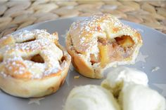 Mini apple pies - {Battle Food #30} - Les carnets de Sophie