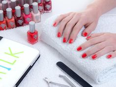 Best Nail Places in London