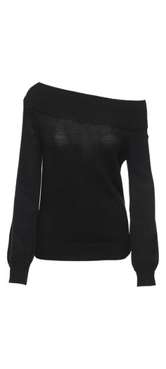 Lovers + Friends Fun Seeker Sweater in Black / Manage Products / Catalog / Magento Admin