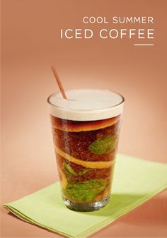 Kick back and relax on a bright, sunny afternoon with this Cool Summer Iced Coffee recipe from Nespresso. Cosi Grand Cru comes together with zesty oranges, fresh mint, and a hint of sugar to create the ultimate coffee refreshment. Click here for the full easy recipe.