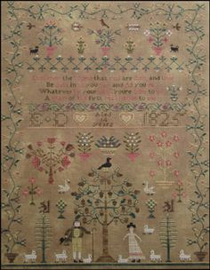 click here to view larger image of Seven Sheep Sampler (chart)