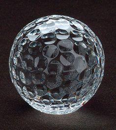 Golf Ball Paperweight H235