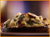 Stuffed Portabella Mushrooms - Delicioscio!