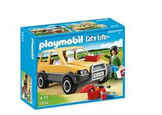 PLAYMOBIL Vet with Car Set >>> This is an Amazon Affiliate link. Check this awesome product by going to the link at the image.
