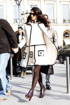 7ed690970a18 131 of Amal Clooney s most stylish moments  Maternity Fashion