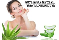 Washing your face feels good. It wakes you up, makes you feel fresh and clean…