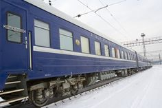 Imperial Russian Train