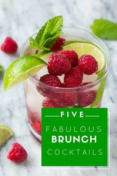 Spring has sprung and with it comes many different reasons to entertain for brunch. Whether it's for Mother's Day or simply a family weekend get together, a brunch is the perfect way to celebrate with...