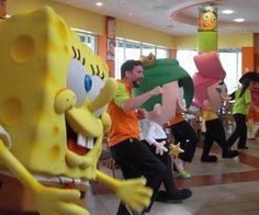 characters. nick hotel. Nickelodeon Hotel, Dance With You, Sponge Bob, Disney Trips, Vacation Ideas, Slime, Childhood Memories, Travel Destinations, Pikachu