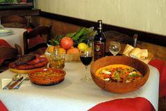 Gastronomía típica de Jauja (Córdoba) / Typical cuisine of Jauja (Córdoba), by @JMeltempranillo