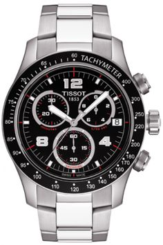 Tissot V8 T039.417.11.057.02 Mens Watch Brands 008880cb5b