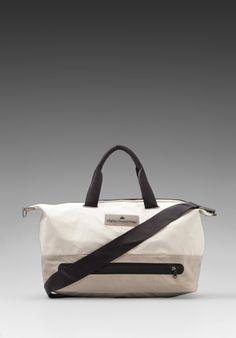 ADIDAS BY STELLA MCCARTNEY Small Bag in Bliss Shell Beige - adidas by Stella  McCartney 621cd23399