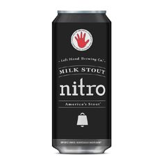 Left Hand Milk Stout Nitro coming to cans