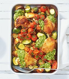 Summer-chicken-tray-bake