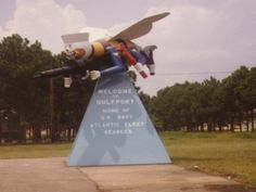 Seabee base in Gulfport, Ms.