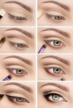 Eye Makeup Tutorial For Bulging Eyes - Makeup Vidalondon                                                                                                                                                                                 More