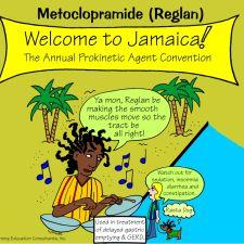 Metoclopramide (Reglan)