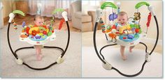 Fisher-Price Luv U Zoo Jumperoo - Fun Baby Jumpers