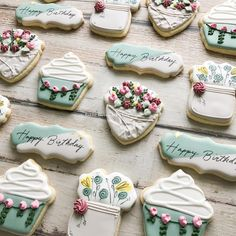 Happy birthday to the mommas out there. You are cherished #birthdaycookies Birthday Cookies, Blessings, Lisa, Happy Birthday, Baking, Desserts, Happy Brithday, Tailgate Desserts, Deserts