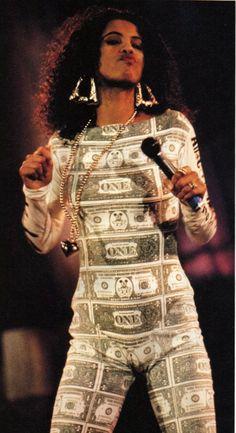 Neneh Cherry - rapper, b. 1964, Stockholm