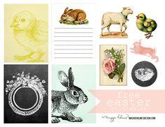 Free Easter Printable Maggie Holmes