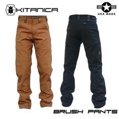 Brush Pants