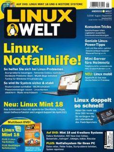 LinuxWelt - August-September 2016