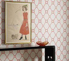 Wallpaper Nina Campbell - Huntley