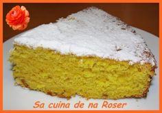 Relleno, Vanilla Cake, Desserts, Food, Crack Crackers, Pumpkin Pound Cake, Soups, Cooking Recipes, Butternut Squash