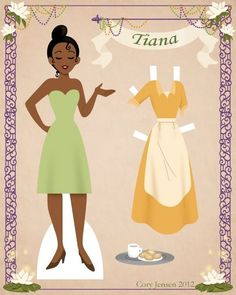 25 {or more} Paper Doll Printables | Carissa Miss
