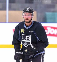 LA Kings Defenseman Alec Martinez Is Not Concerned About Shaky Status