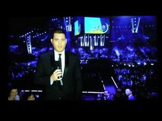 One Direction on the Junos 2013. Michael Buble = Best. Host. Ever. I love seeing him fangirl.