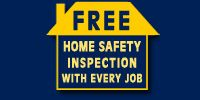 Home Safely Inspection With Every Job #Electrician  #LosAngeles