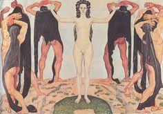File:Ferdinand Hodler - Die Wahrheit II - 1903.jpeg
