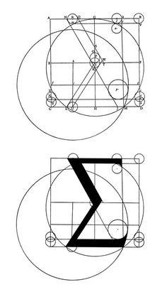The Greek Character Sigma Roman Alphabet, Greek Alphabet, Layout, Computer Art, Graphic Design Studios, Technical Drawing, Typography Fonts, Monogram Logo, Machine Learning