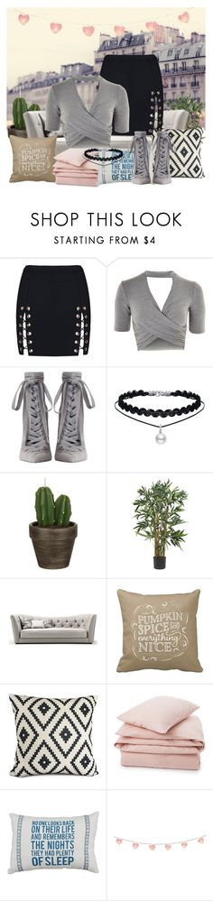 """""""every day 8"""" by autumn-zuercher on Polyvore featuring Topshop, Zimmermann, John Lewis and Lexington"""