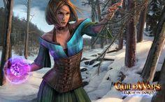 guild wars backround free for desktop (Kipp Little 2560x1600)